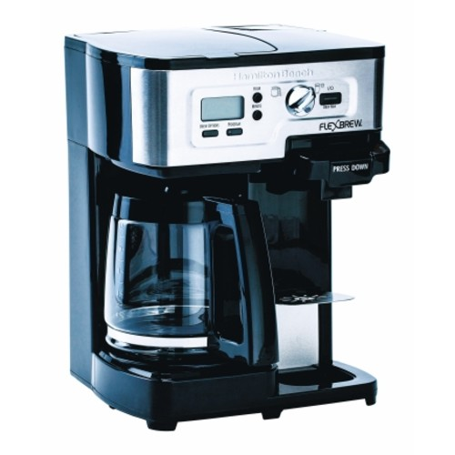 Hamilton Beach FlexBrew 12 Cup Coffee Maker (49983)