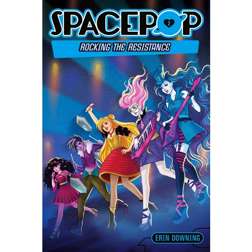 SPACEPOP: ROCKING THE RESISTANCE