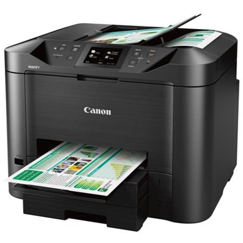 Canon MAXIFY MB5420 Wireless All-in-One Printer 0971C002
