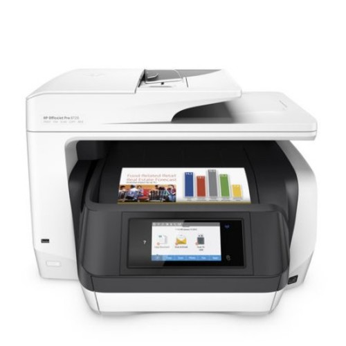 HP - OfficeJet Pro 8720 Wireless All-In-One Instant Ink Ready Printer