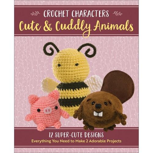 Becker & Mayer Crochet Characters-Cute u0026 Cuddly Animals