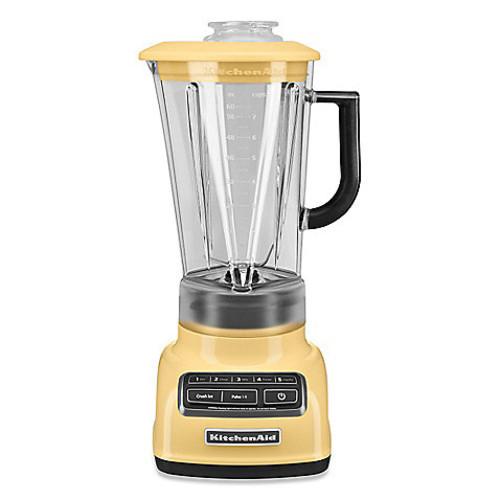 KitchenAid 5-Speed Diamond Blender in Majestic Yellow