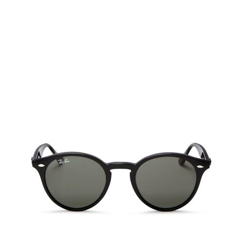 RAY-BAN Phantos Round Sunglasses, 51Mm