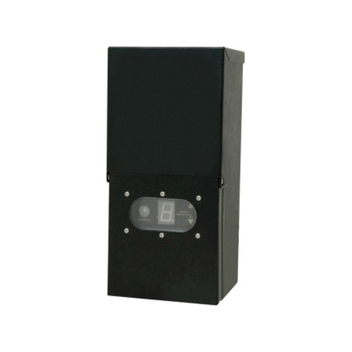 Paradise Plug In Underground Control Box Black 300 watts 12 volts 1 pk(GL33300)