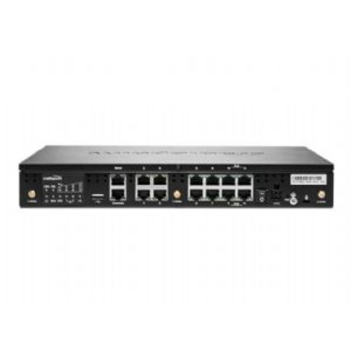 Cradlepoint AER - Wireless router - 13-port switch - GigE - 802.11a/b/g/n/ac - Dual Band - rack-mountable