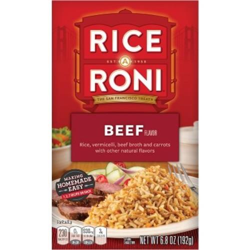 Rice A Roni Beef Rice - 6.8oz