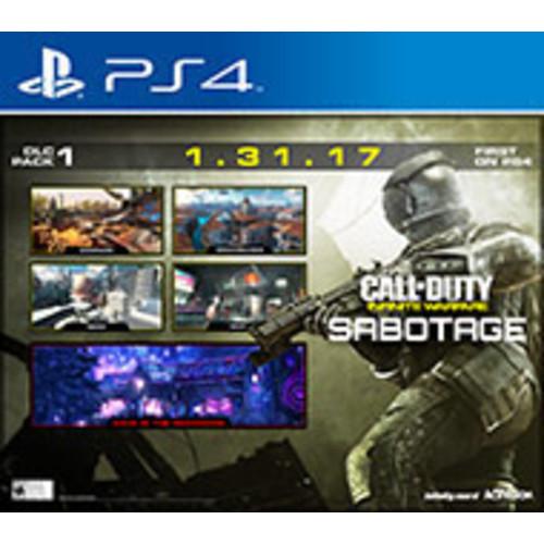 Call of Duty: Infinite Warfare - Sabotage [Digital]