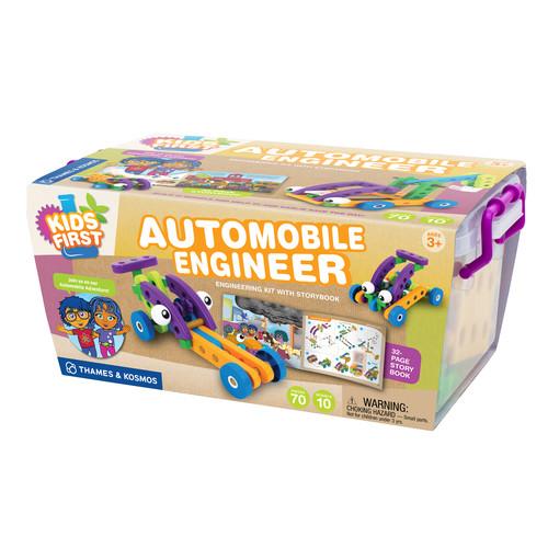 Thames & Kosmos Automobile Engineer