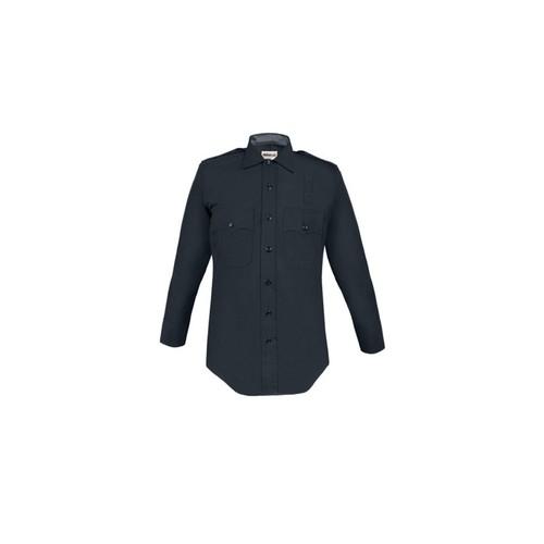 Elbeco Womens, Dark Navy, Lapd 100% Wool Long Sleeve Shirts w/ Free S&H