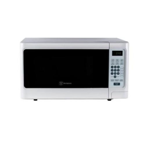 Westinghouse 1.1 cu. ft. 1000-Watt Countertop Microwave in White