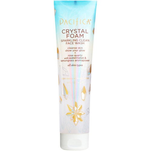 Crystal Foam Sparkling Clean Face Wash