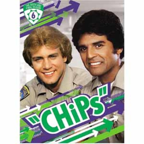 CHiPs : The Complete Sixth And Final Season [DVD]