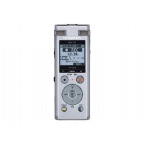 Olympus DM-720 - Voice recorder - 4 GB