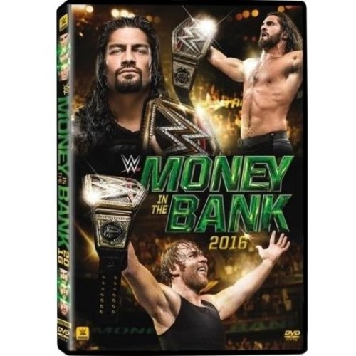 WWE: Money In The Bank (2016)