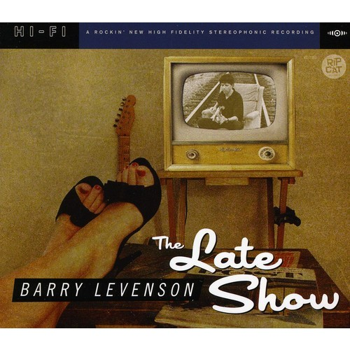 The Late Show [CD]