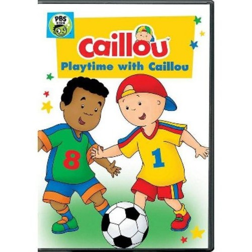 Caillou:Playtime With Caillou (DVD)