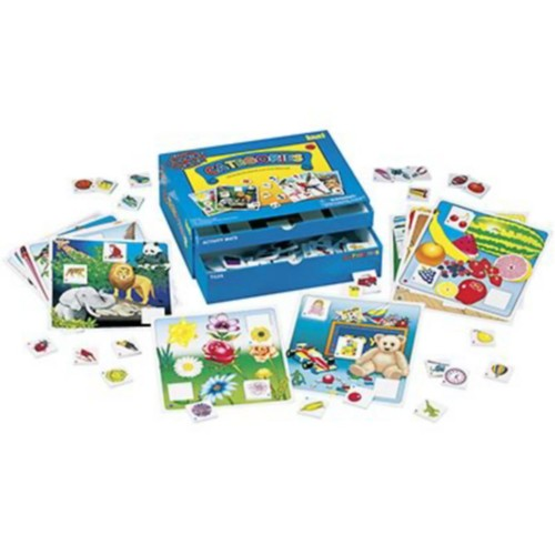 Lauri Toys Phonics Learning Center Kits, Categories