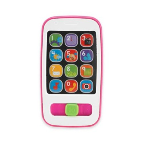 Fisher-Price Toy Smart Phone in Pink