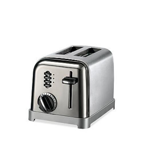 Cuisinart Metal Classic 2-Slice Toaster CPT160