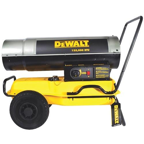 DeWalt Job-Site Kerosene Forced Air Heater - F340680