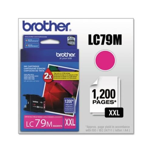 Brother LC79M LC-79M Innobella Super High-Yield Ink BRTLC79M