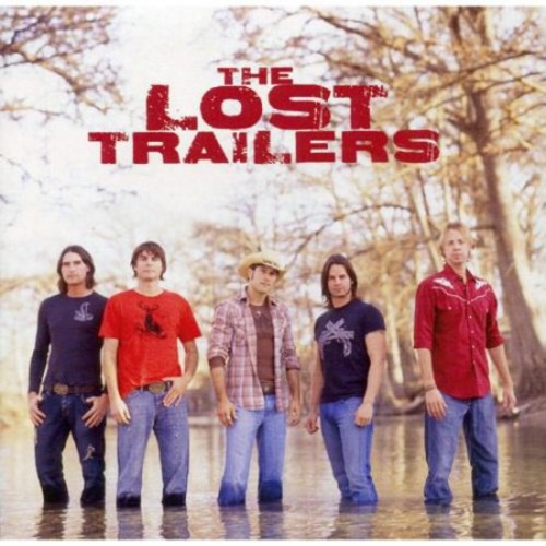 The Lost Trailers [CD]