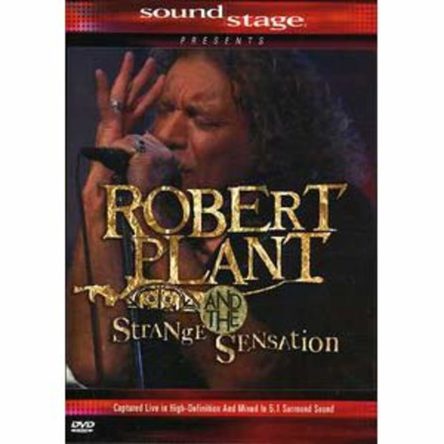 Soundstage: Robert Plant and the Strange Sensation WSE DD5.1/2