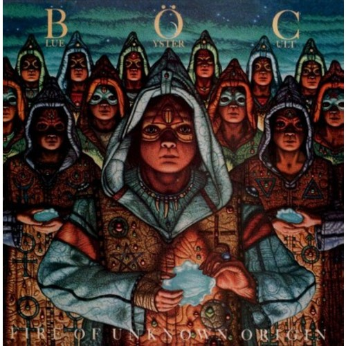 Fire Of Unknown Origin [Strictly Limited Collector's Edition] [CD]