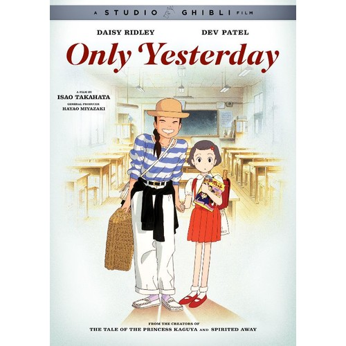Only Yesterday [DVD] [1991]