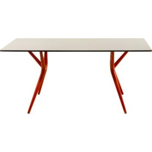 Spoon Table [||color : Orange]