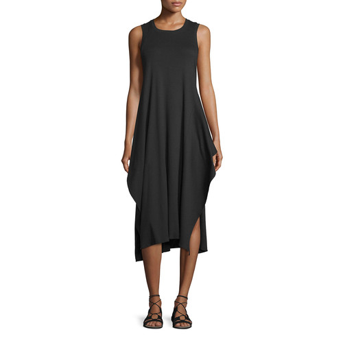 STELLA MCCARTNEY Timeless Basics Midi Coverup Dress