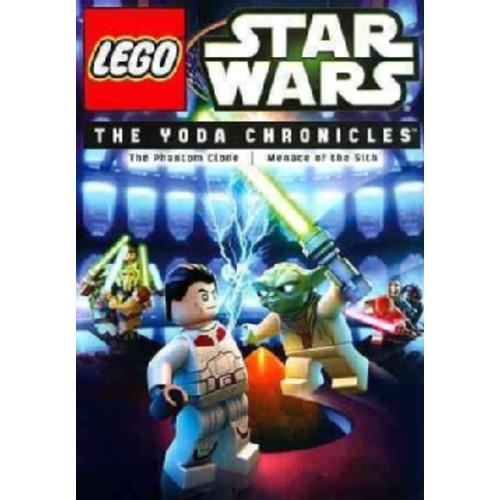 Lego Star Wars: The New Yoda Chronicles (DVD) [Lego Star Wars: The New Yoda Chronicles DVD]