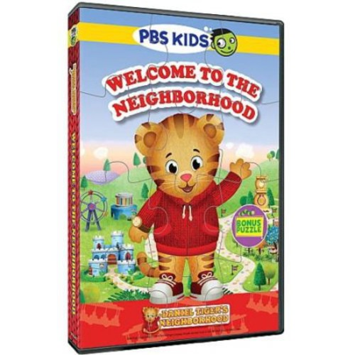 Daniel Tiger's Neighborhood: Welcome Neighborhood