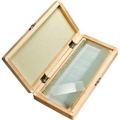 Barska - Prepared Microscope Slides (50-Pack)
