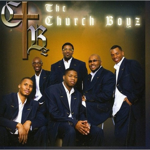 The Church Boyz [CD]