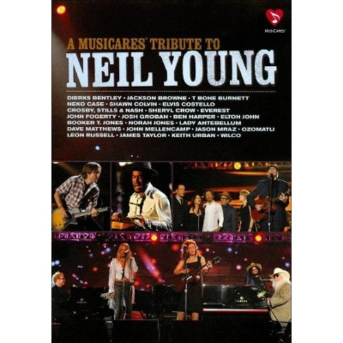 Musiccares tribute to neil young (DVD)