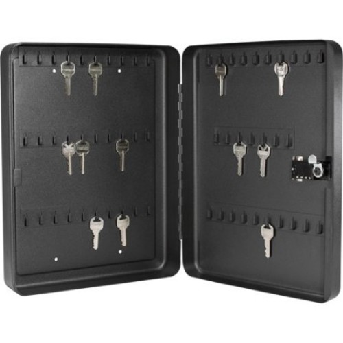 60-Position Key Safe with Combination Lock