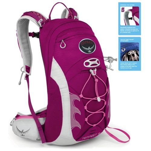 Osprey Tempest 9 Womens Backpack [:]