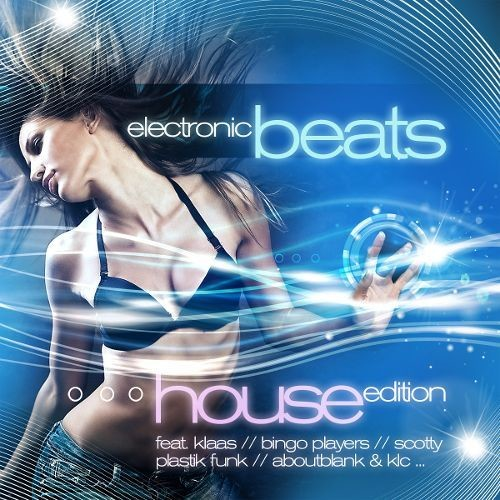 Electronic Beats: House Edition [CD]