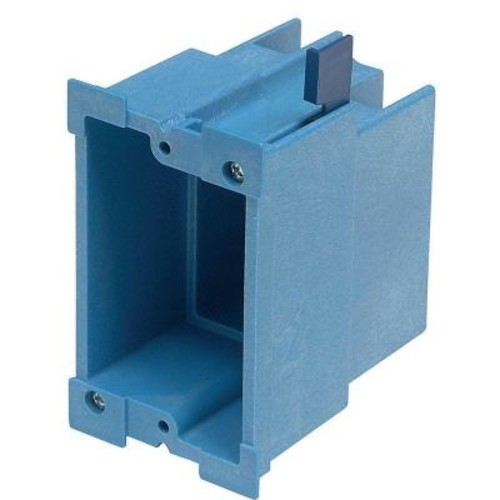 Carlon 1-Gang 18 cu. in. Old Work Heavy Wall Switch and Outlet Box (Case of 36)