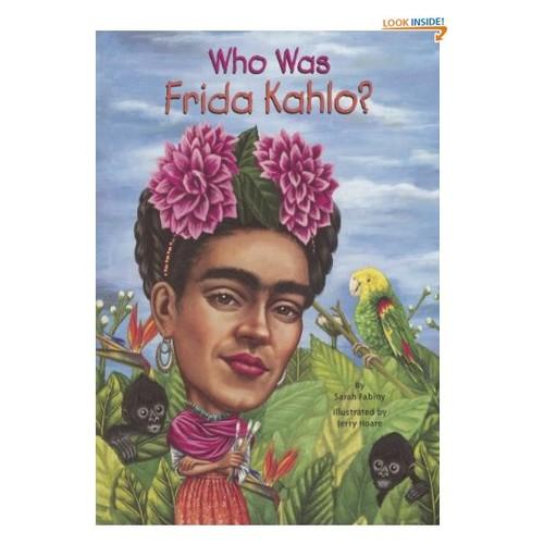 Who Was Frida Kahlo? (Turtleback School & Library Binding Edition)