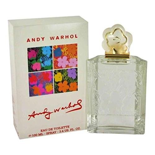 Andy Warhol Pour Homme 3.4 oz Eau de Toilette Spray