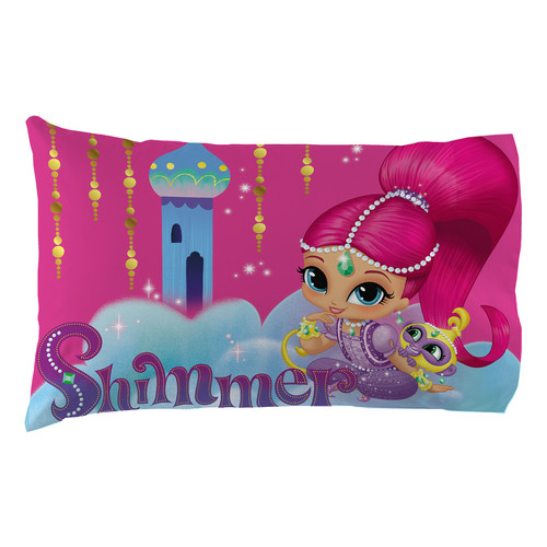 Nickelodeon Shimmer and Shine Pillowcase