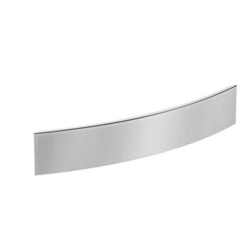 ZEN Design Luna Handle Center; Brushed Chrome