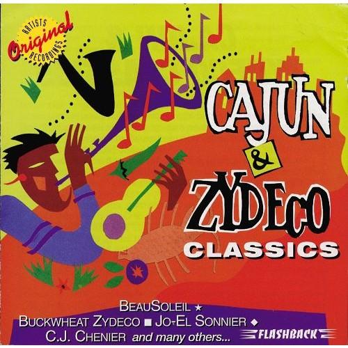 Cajun & Zydeco Classics [CD]