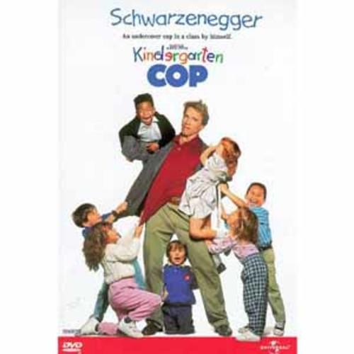 Kindergarten Cop / Keep Case [DVD]