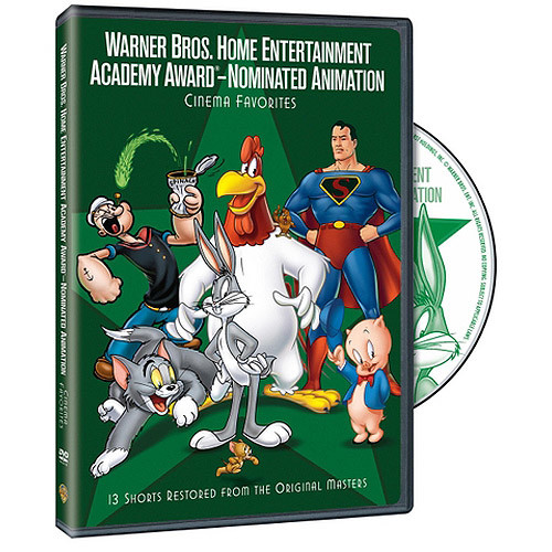 Warner Bros Home Entertainment Academy Awards 1 - DVD