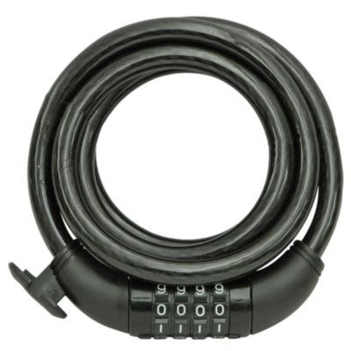 Master Lock 5 ft. Braided Steel Cable with Set Your Own Combination Lock