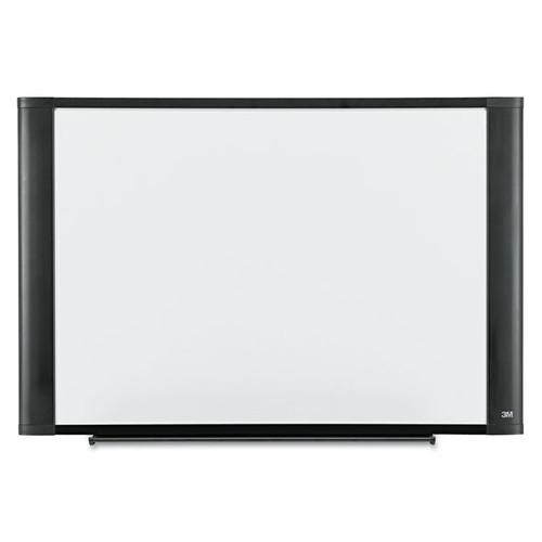 3M Melamine Dry Erase Board 36 x 24 White Graphite Frame