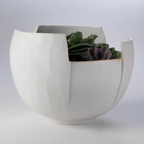 Birch Bark Decorative Bowl